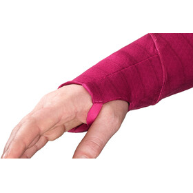Salomon Lightning Running Shirt longsleeve Women pink